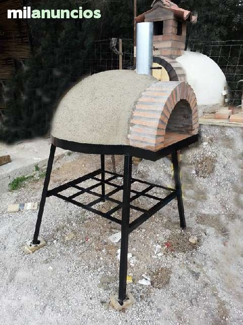 80 best images about parrillas y hornos de barro on - Hornos de lenas ...