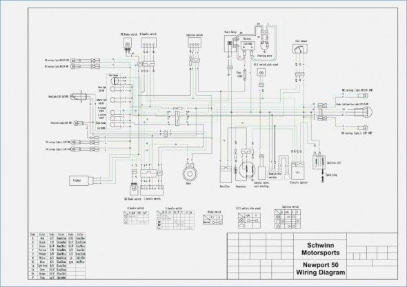 49cc Mini Chopper Wiring Diagram Manual – Vivresaville | Electrical  wiring diagram, Motorcycle wiring, Electrical diagramPinterest