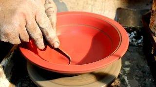 george orr ceramics - YouTube