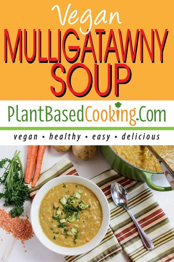 This Vegan Mulligatawny Soup has been on my favorite list for quite a few years. At some point, I fell in love with Indi…