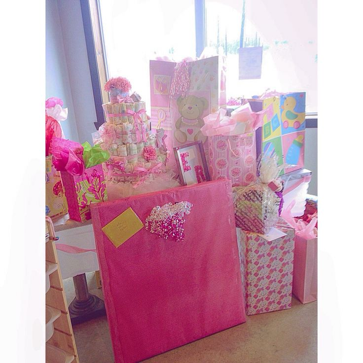 Baby Shower.  Gifts.