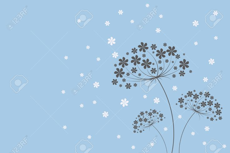 Soyut çiçekler Royalty Free Klipartlar, Vektör Çizimler Ve Stok Çizim. Image 38014152.