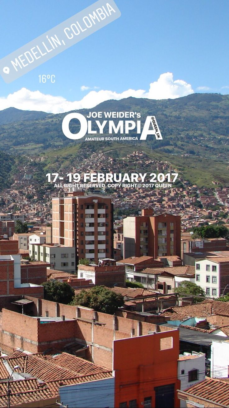 JOE WEIDER'S  MR. OLYMPIA AMATEUR SA  TOMORROW IS THE LAST DAY