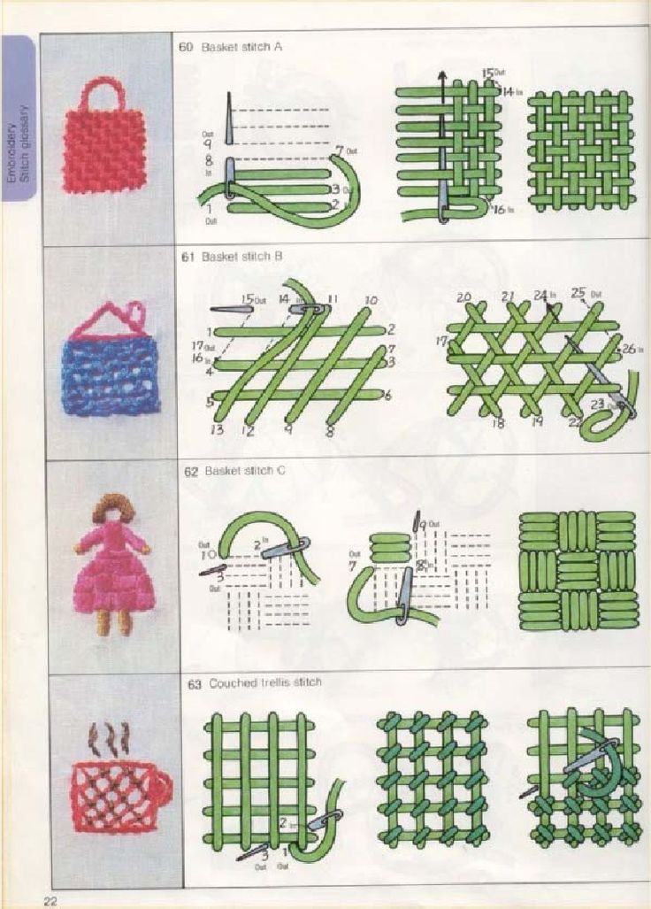 Basic Embroidery 11
