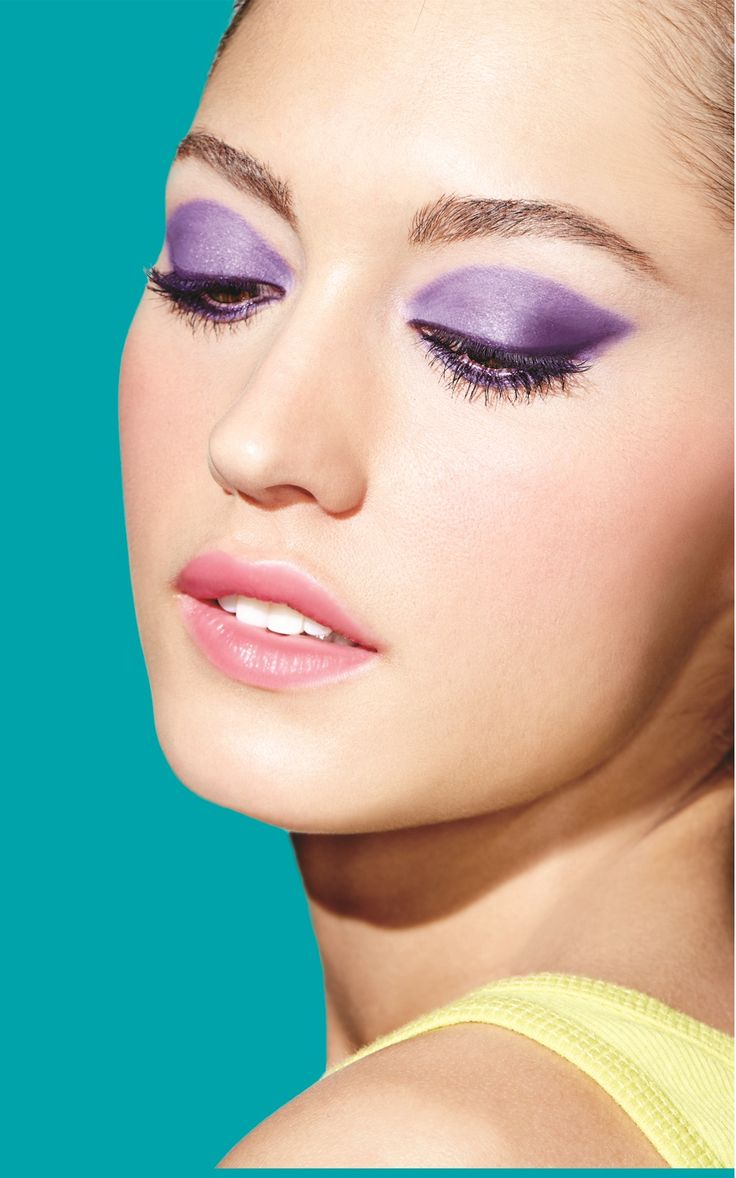 Get runway-inspired! Your lids will light up in these stunning Neon Gaze eye shadows from mark. #AvonRep