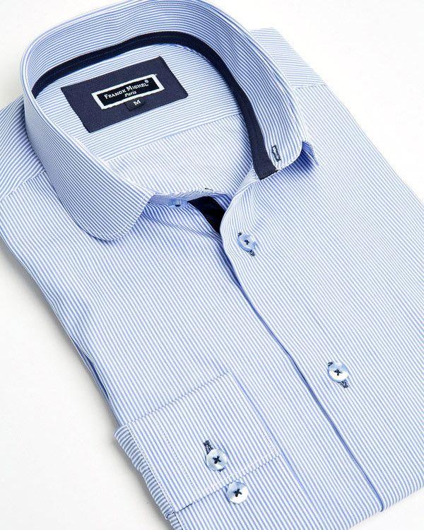 Franck Michel shirt - Claudine Blue - Limited Edition