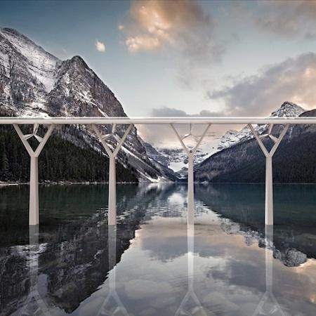 wind turbine concept bridge