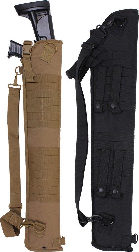 Tactical MOLLE Shotgun Scabbard    25910-25911   $26.99