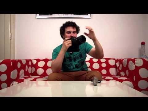Początek przygody z lustrzanką - Zoom odc. 1 - YouTube