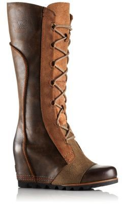 Women's Cate The Great™ Wedge Boot-These come in several color combos-I like the charcoal which is not showing here.