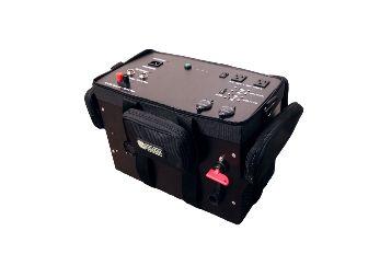 Sentinel - Portable Silent Generator + Solar Panel Kit