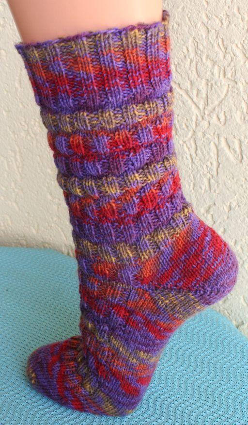 1000 images about knit socks on pinterest. Black Bedroom Furniture Sets. Home Design Ideas