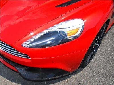 Red 2014 Aston Martin Vanquish Base   $233,900 http://www.iseecars.com/used-cars/used-aston-martin-for-sale
