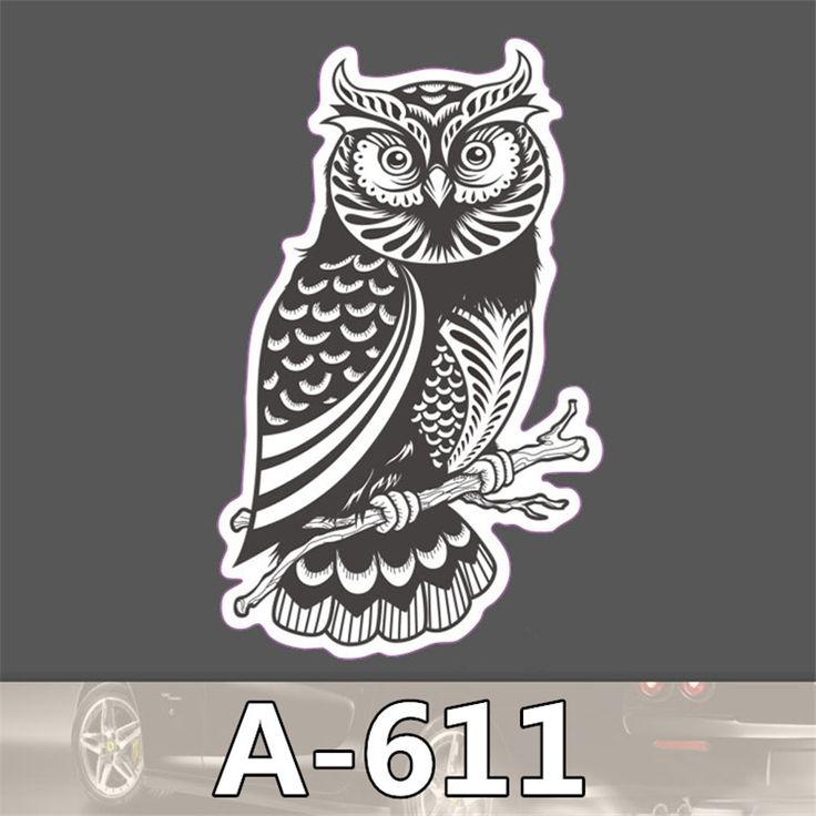 A-611 styling decor sticker on auto laptop sticker decal motorcycle fridge skateboard doodle stickers accessories