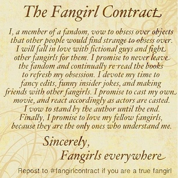 So appropriate. Had to share. Here is my signature toball the other fangirls out there!