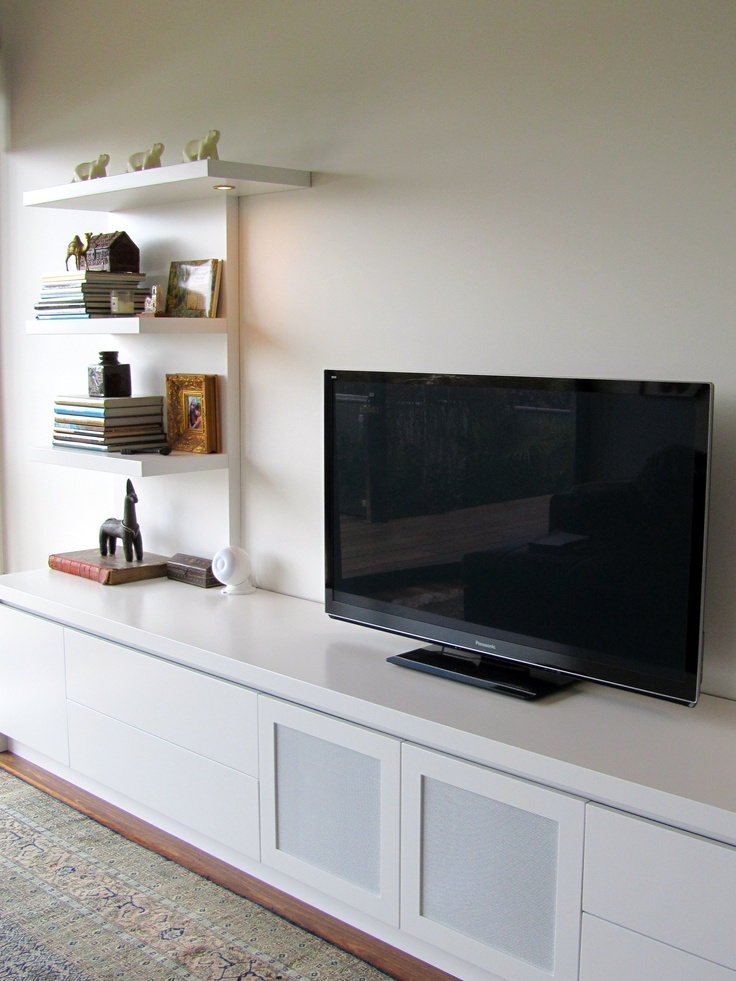 Spaceworks Guarantees That Our Wall Units, TV Cabinets, Entertainment And  Media Units In Melbourne Are The Ideal Solution For Your Electronics And ...