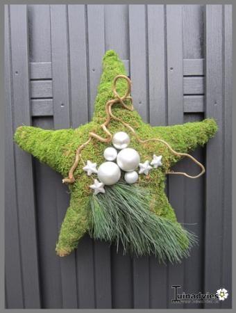 Deurdecoratie Kerst
