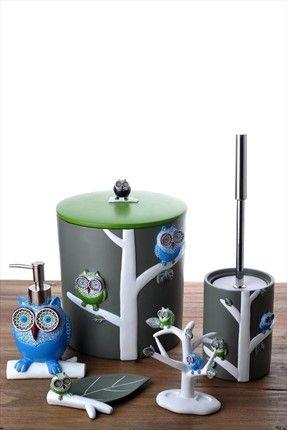 Neşeli Mutfaklar - 5 li Polyester Banyo Seti M05-WLY-5011 %53 indirimle 229,99TL ile Trendyol da