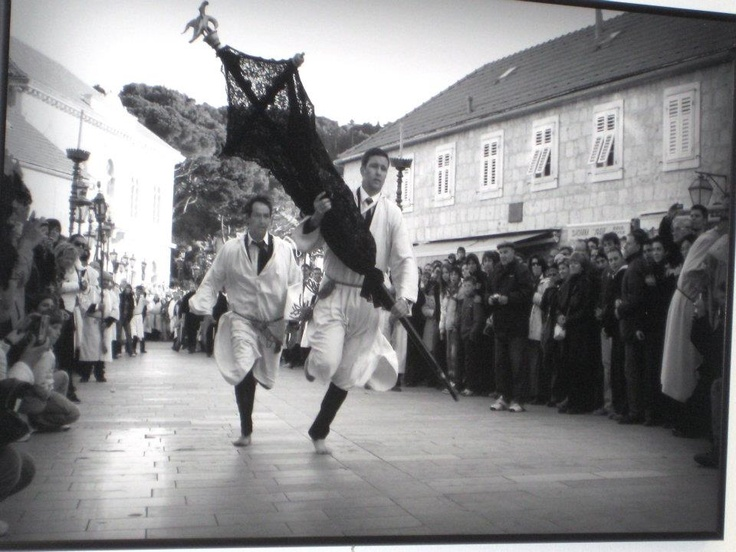 Easter Procession in Jelsa, a 500 Year-Old Tradition