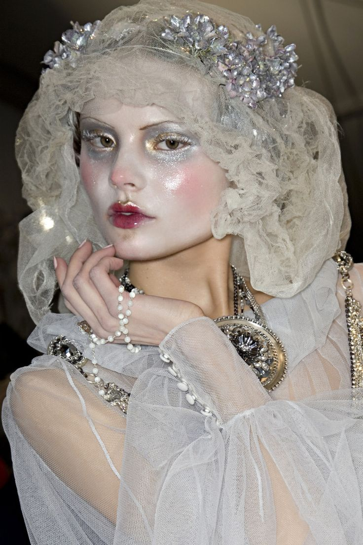 john galliano fall/winter 2009