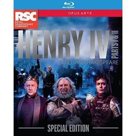Henry Iv, Part 1 & 2 - Special Edition (Blu-ray)
