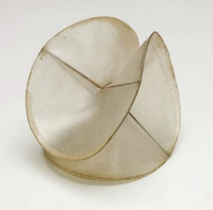 Naum Gabo, Model for 'spheric theme' (1937)