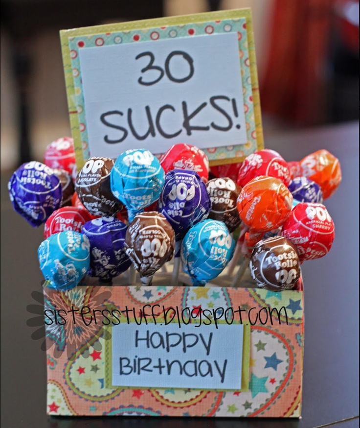 Funny for any adult milestone B-day!  http://www.centurynovelty.com/detail_2_400-033.htm