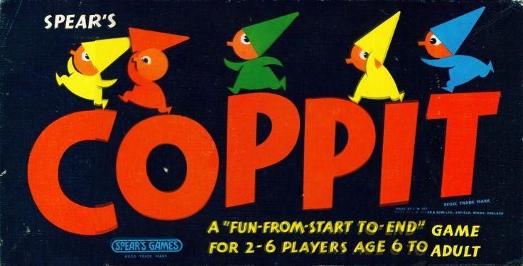 coppit - board game