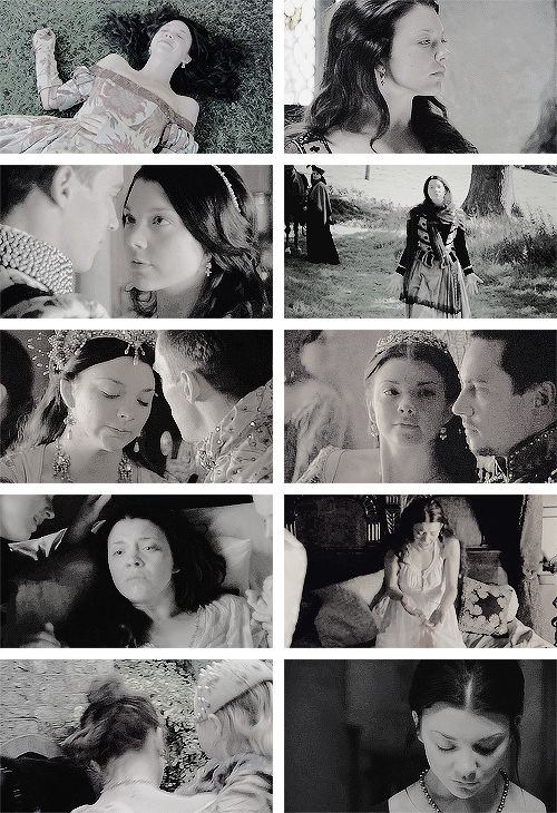 Anne Boleyn: And if in my life I ever did offend the King's Grace, then surely with my death I do now atone.  #tudors