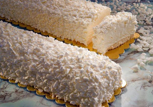 Meringata Chantilly - Semifreddi - Dolci Congelati Dolci Surgelati Torte Congelate Torte Surgelate Pasticceria Congelata Pasticceria Surgelata Italiana - Desserts Dolcefreddo Moralberti