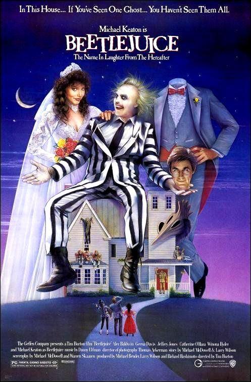 Ver Beetlejuice (1988) Película OnLine