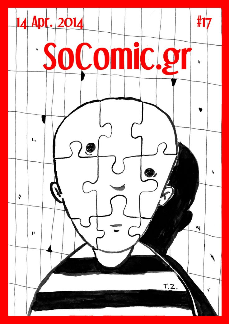 #Puzzle #Puzzle_boy #SoComic_covers