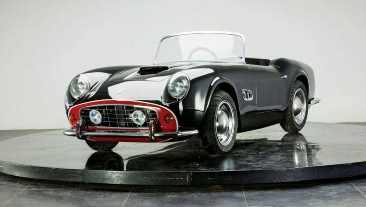 Junior Cars - These Child-Size Classic Cars Can Go Faster than 40 MPH and Make Awesome Gifts   Automobiles