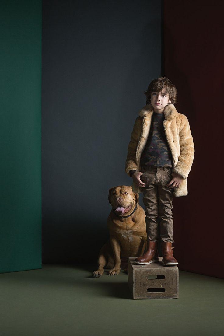 ☞ Plus de contenu sur www.milkmagazine.fr Photos : Oliver Spies Style : Bruno Le Roux