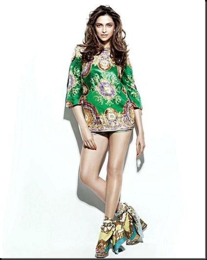 Deepika Padukone Latest Photoshoot