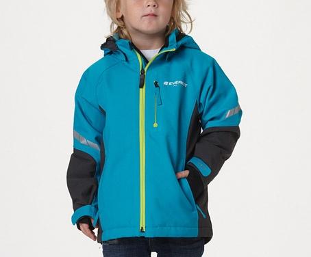 Vinterjacka för barn i vind- och vattentätt material. Mer info om jackan - http://www.stadium.se/klader/barnklader-86-116/jackor/136744/everest-k-adv-ss-jkt-f12