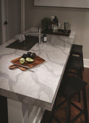 Formica Corporation Debuted A New 180fx 9535 Quartz Composite Inspired By The Look Of Traditional At Kbis 2018