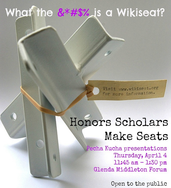 WikiSeat Poster