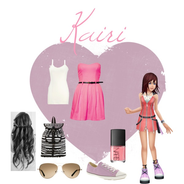 Kairi Kingdom Hearts Created By Scarletwolf On Polyvore This Is The Most Accurate One I