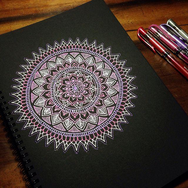 Maria Mercedes Trujillo - Today's Mandala   Flickr - Photo Sharing!
