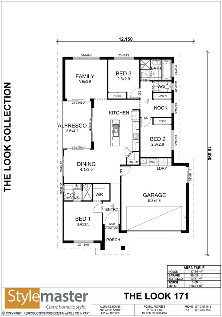 7 best house plan 15m images on pinterest blueprints for homes our homes view the look 171 stylemaster homes malvernweather Image collections
