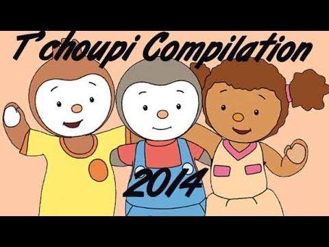 T'choupi à l'école - 1H de T'choupie - Nouveau saison 2014