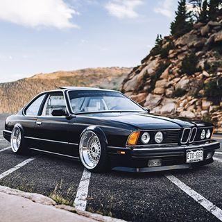 BMW E24 M635CSi (M6) (1985-1989). 🤙Tag deine Freunde friends ag @berlin_klassik 🚘 @b_stouffs. Der ursprüngliche E24 war besser bekannt als der & # 39; Shar ...