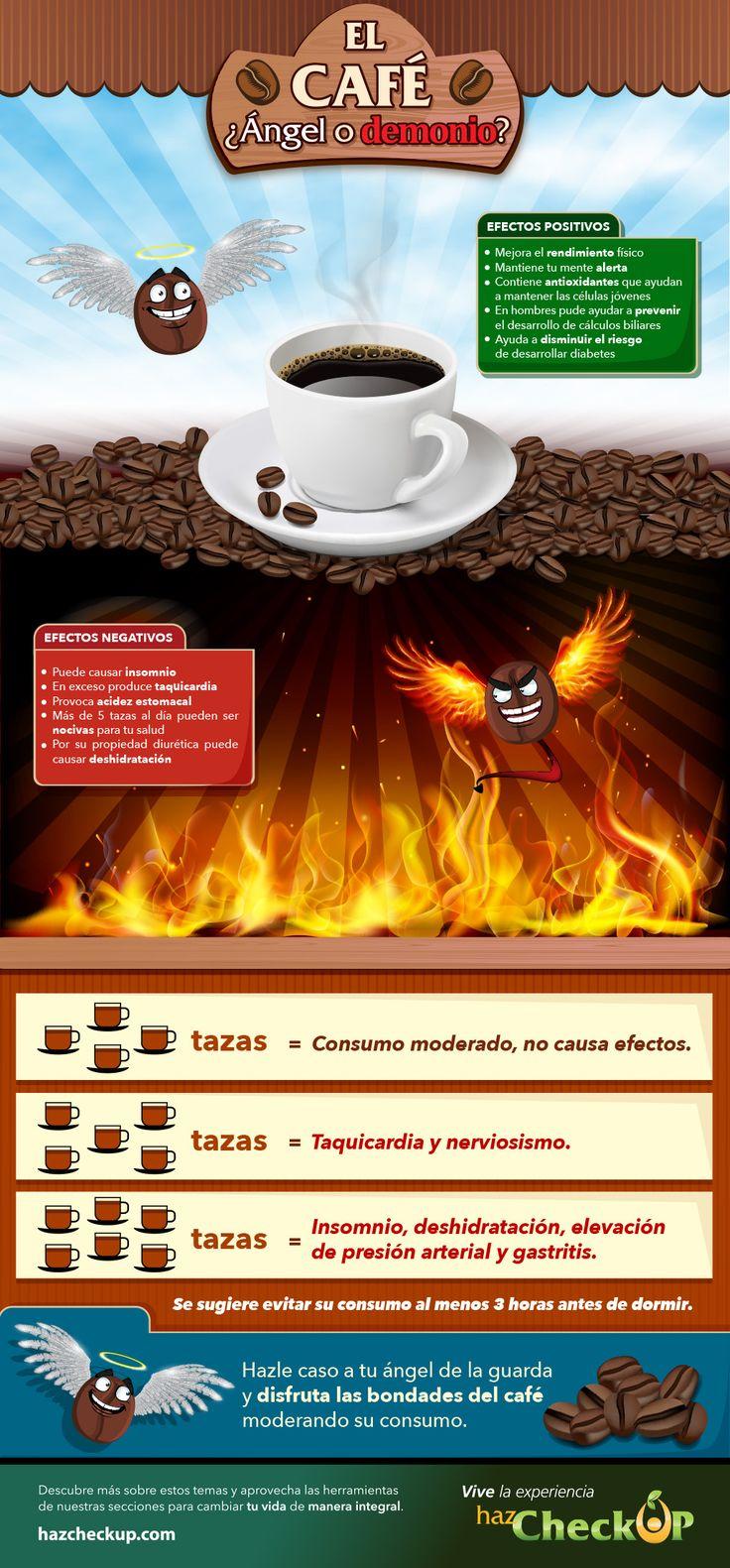 Consecuencias de tomar café: beneficios y riesgos