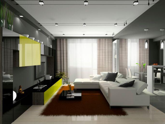 Die besten 25+ White sectional Ideen auf Pinterest Wohnzimmer - grose moderne wohnzimmer