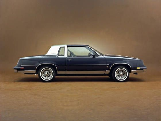1982 Oldsmobile Cutlass Supreme Brougham Landau Oldsmobile Oldsmobile Cutlass Supreme Car Model
