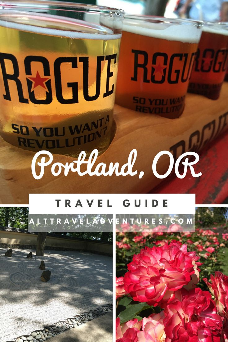 Visit Portland in three days - things to do, places to eat, what to drink (hikes included)