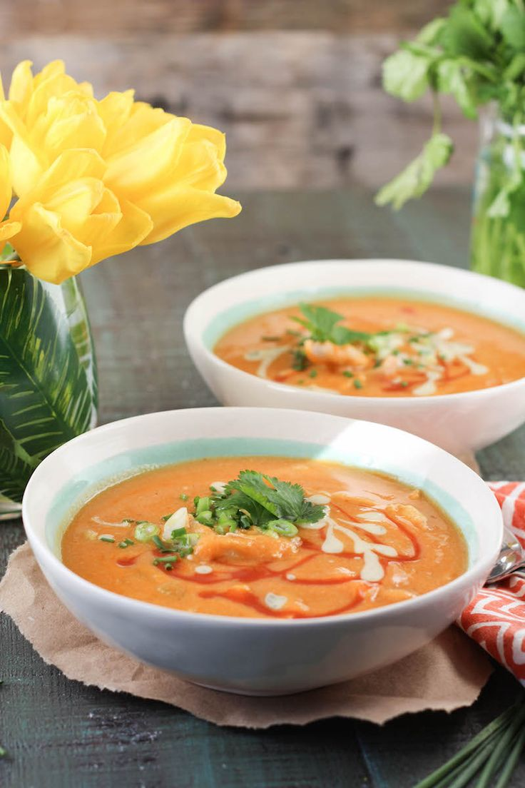 PaleOMG Game Day Instant Pot Buffalo Chicken Soup