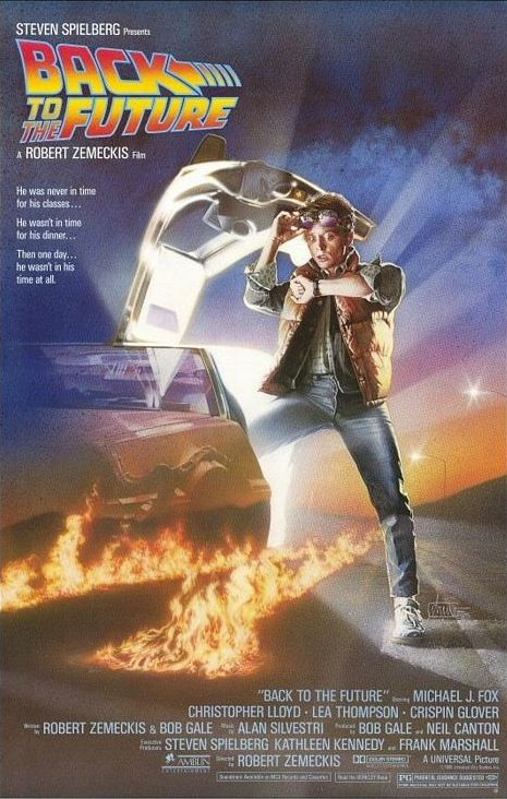 Back to the Future: Film, Movie Posters, 80S, Favorite Movies, Back To The Future, 80 S, Future 1985
