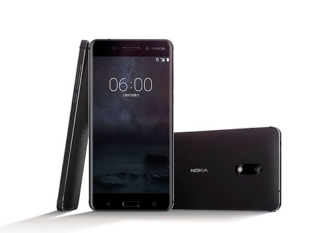 HMD Global's Nokia 6 with Android 7.0 and its 10 Amazing Features